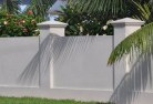 Abbotsford QLD Barrier wall fencing 1