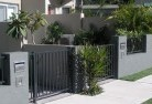 Abbotsford QLD Front yard fencing 10