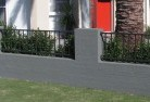 Abbotsford QLD Front yard fencing 11