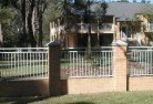 Abbotsford QLD Front yard fencing 13
