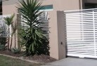 Abbotsford QLD Front yard fencing 8